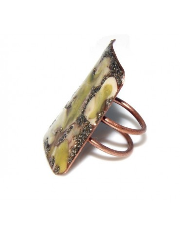 ring, copper 999
