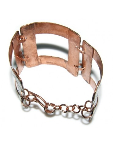 amazing bracelet made of copper 999, slave model
