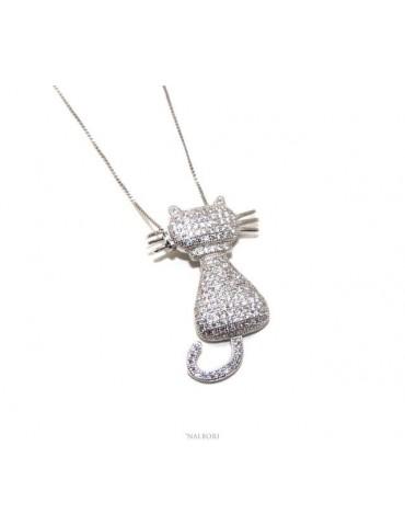 NALBORI Silver 925: Collier...