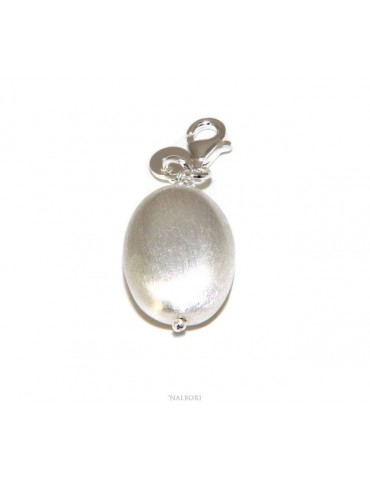 NALBORI confetto wedding confetto pendant charm silver 925 25th wedding