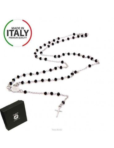 NALBORI Rosary Necklace 925...