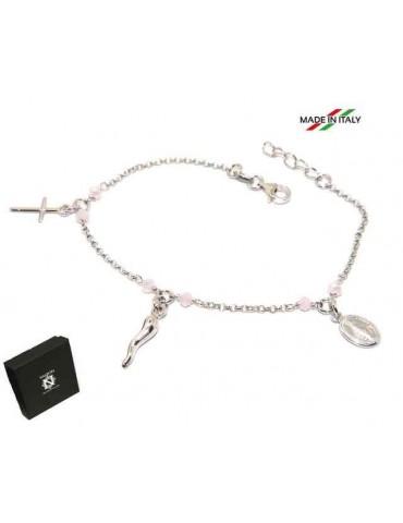 NALBORI Rosary bracelet in...