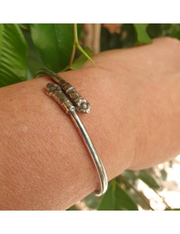 SILVER 925: Bracelet man or...