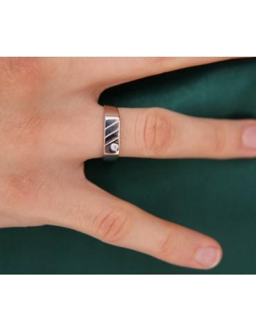 Silver Ring 925 men to...