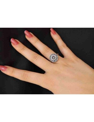 NALBORI Ring Silver 925...