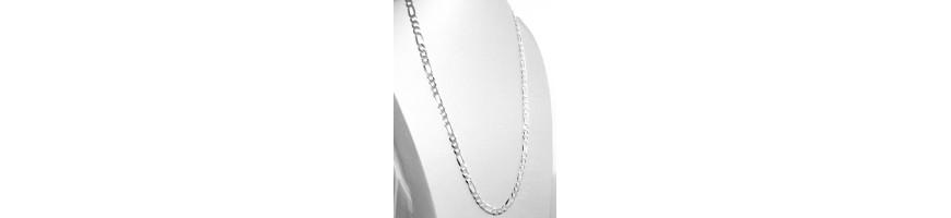 Categoria Collane da uomo - RomaBijoux : Argento 925 : Collana rolo' con centrale simbolo dell'infinito. Lunga 40/45  cm pe...